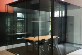 Linea Cube-Raum mitten im Raum