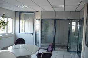 Bürotrennwände